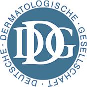 Deutsche Dermatologische Gesellschaft (DDG) Logo